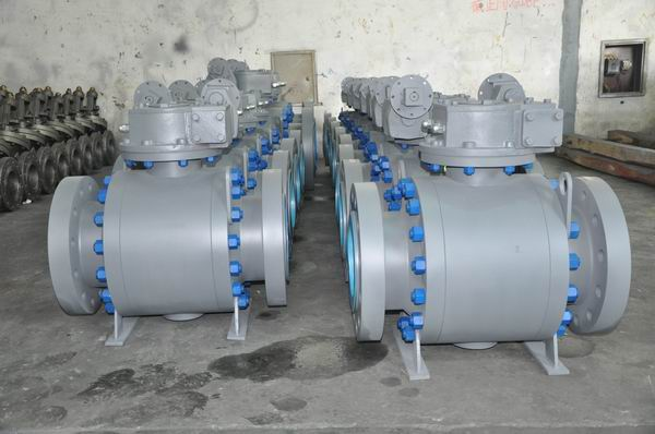 A105 Forged Steel Ball Valve